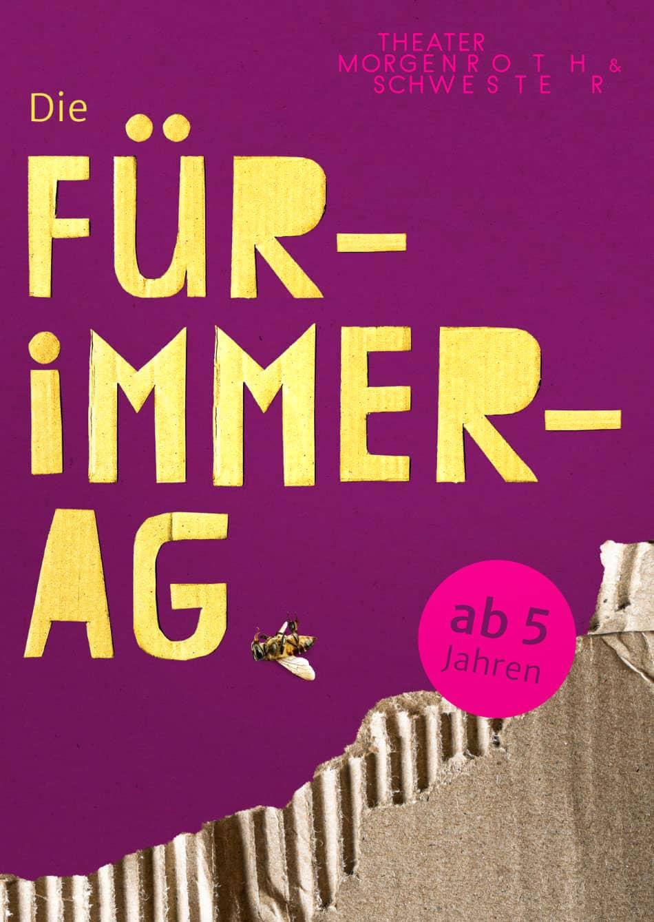 Flyer Für-Immer-AG
